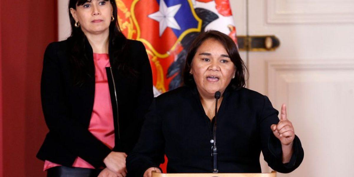 Solange Huerta tras asumir dirección del Sename: