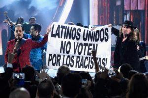 Maná, en un concierto en los Grammy. Foto:AFP. Imagen Por: