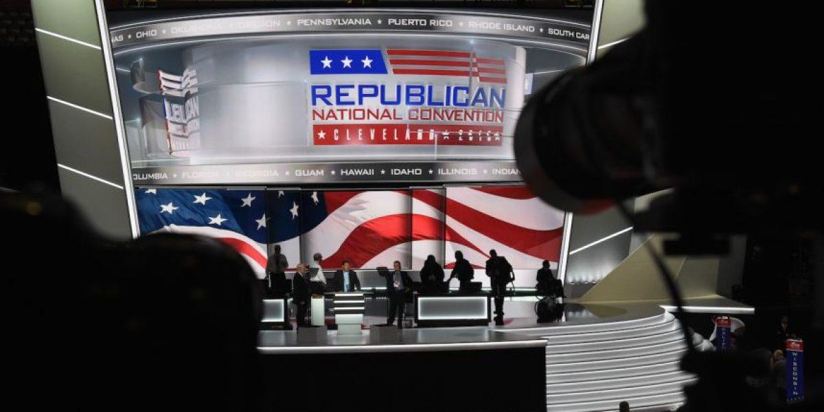 ¿Cómo funciona una convención, donde se ratifica al candidato de cada partido a las elecciones de EEUU?