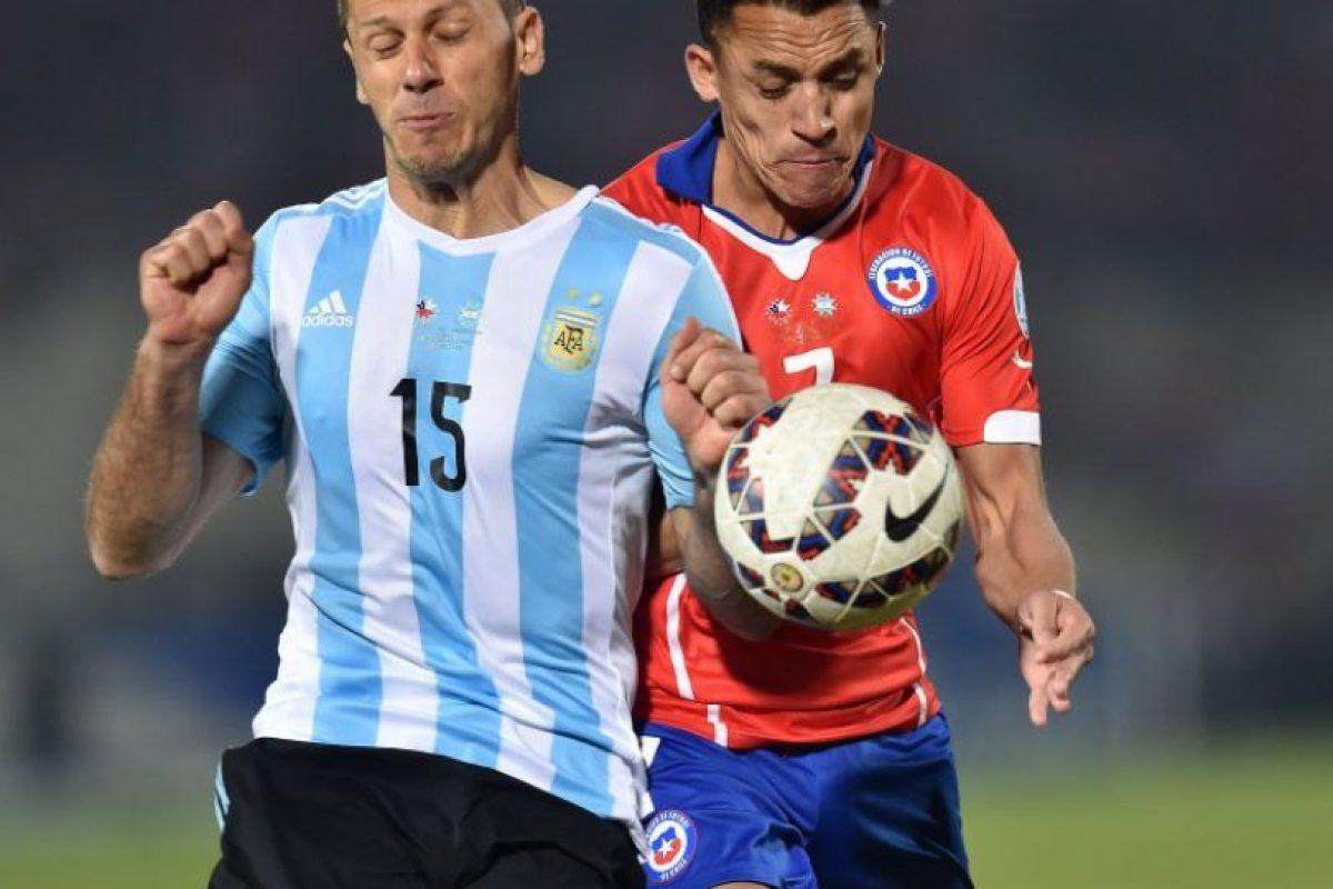 Martín Demichelis: Manchester City no le renovó contrato tras la temporada 2015/2016. El subcampeón del Mundo en 2014 y de la Copa América 2015 está relacionado con un retorno a su país Foto:AFP. Imagen Por: