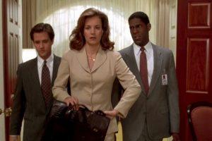 Constance Spano, directora de comunicaciones de la Casa Blanca Foto:20th Century Fox. Imagen Por: