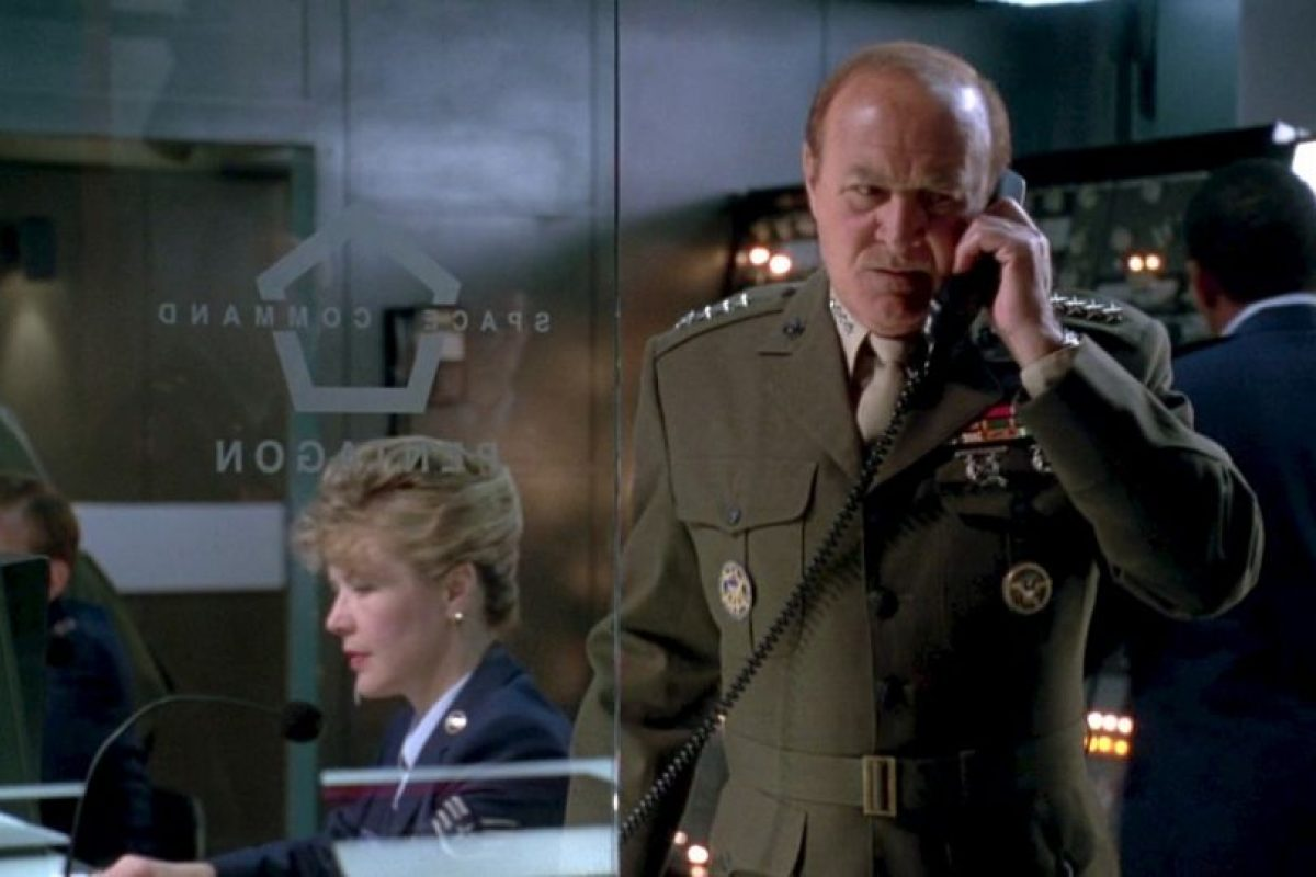 El general William Grey Foto: 20th Century Fox. Imagen Por: