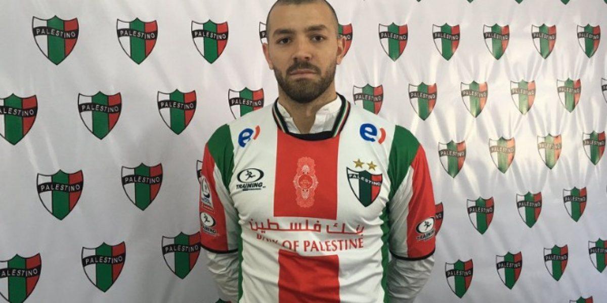 Exótica contratación: Palestino fichó a figura de la selección de Palestina