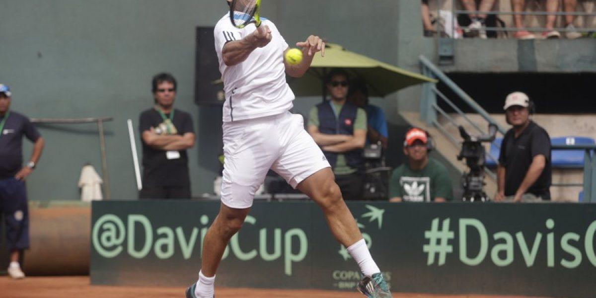 Continúa su ascenso: Christian Garin se convirtió en el número dos del tenis nacional