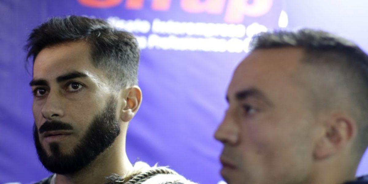 Johnny Herrera dispara contra los dirigentes de los clubes: