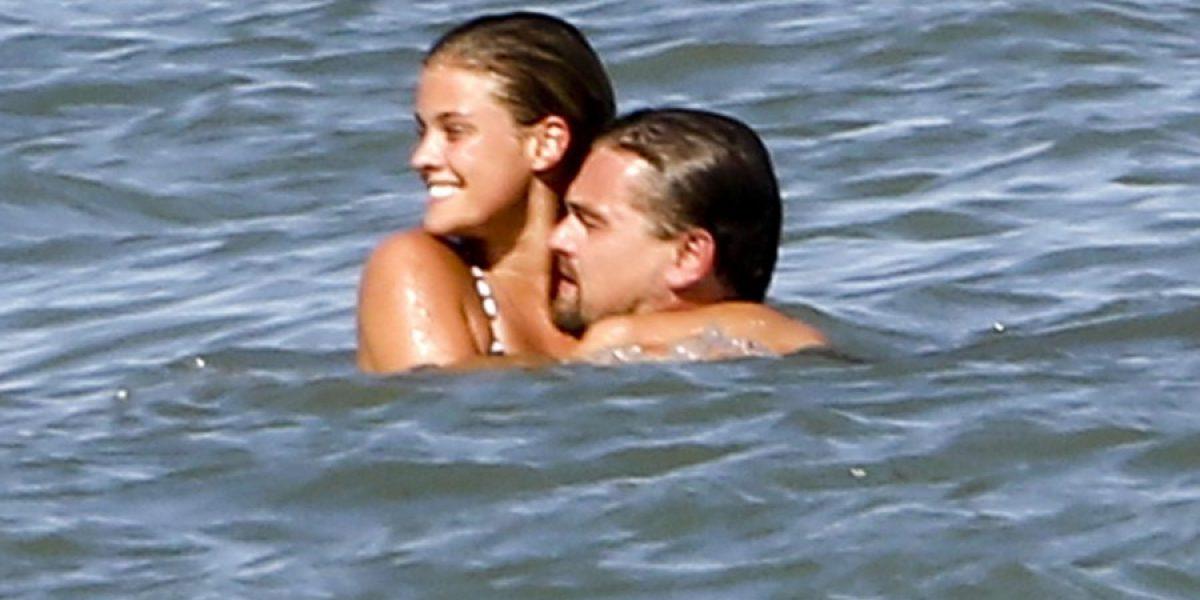 La nueva novia de Leonardo DiCaprio es 17 años menor que él