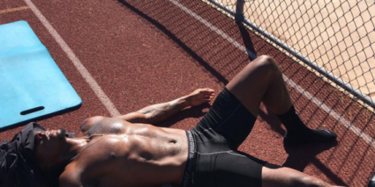 Cumplirá un sueño: La historia del ex jugador de la NFL que competirá en Río 2016