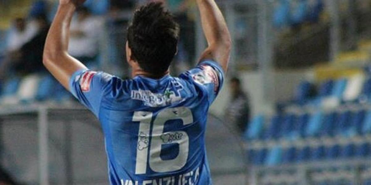 La dura lucha de Luis Larry Valenzuela para encontrar club en Chile