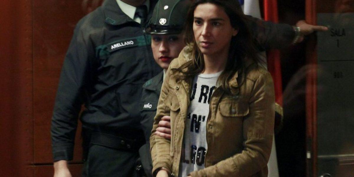 Carla Ballero tras nueva detención: