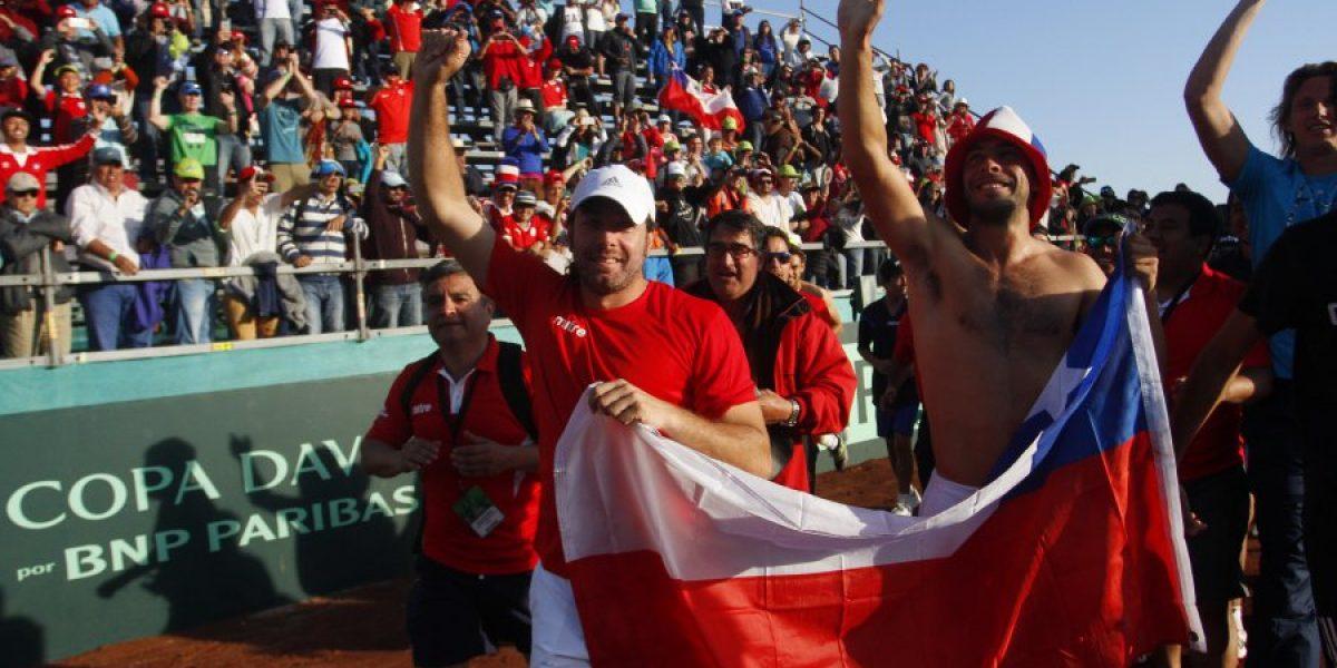 Polonia es el rival preferido de Chile en el repechaje para el Grupo Mundial de la Davis