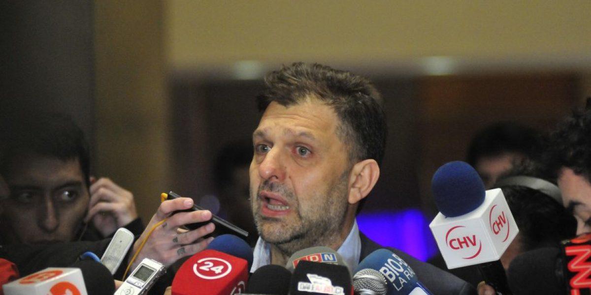 Colo Colo vivirá semana clave en la búsqueda del gerente deportivo