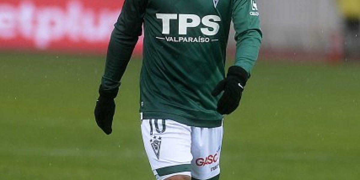 David Pizarro presiona a la dirigencia de Wanderers por polémica con Gabriel Castellón