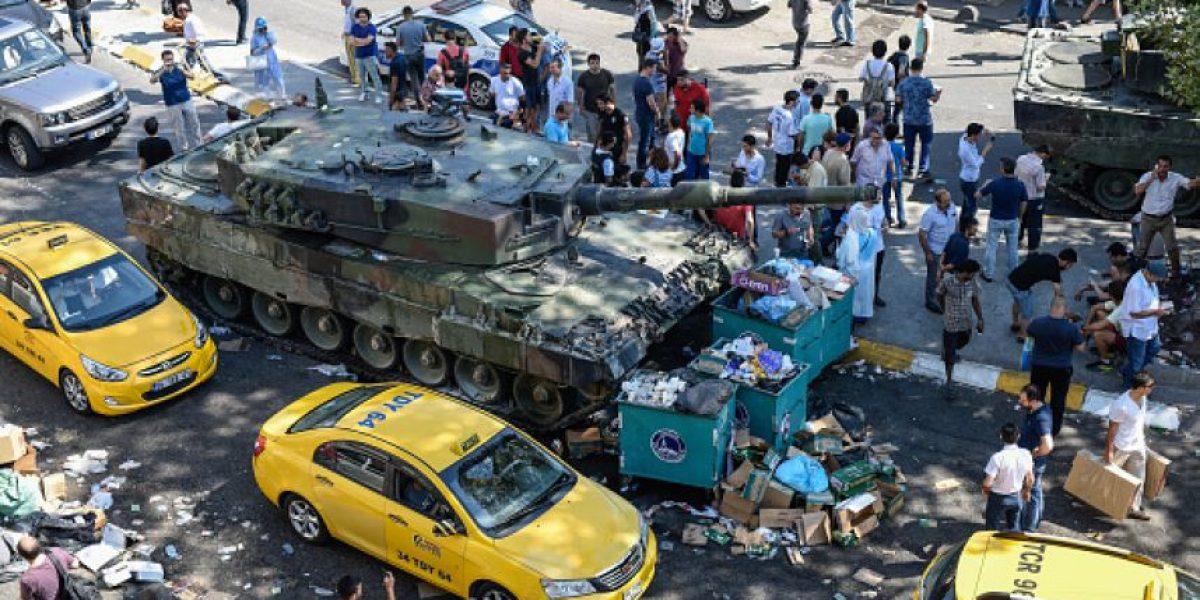 Así lucen las calles de Turquía tras el intento de golpe de Estado