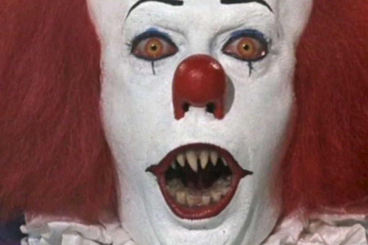 """Tim Curry interpretó a """"Pennywise"""" en los años 90. Foto:vía IMDB. Imagen Por:"""