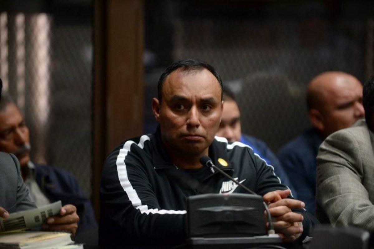 Byron Lima Foto:AFP. Imagen Por: