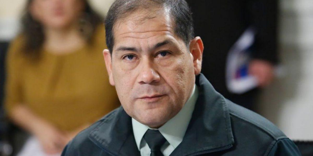 Ex director de Gendarmería: ministra Blanco pidió indirectamente subir grado a funcionarios para aumentar pensiones