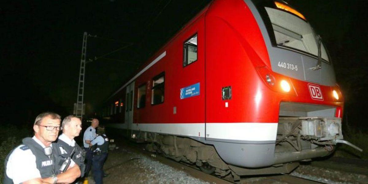 Estado Islámico reivindicó el ataque con hacha en un tren de Alemania