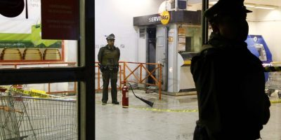 Muere sujeto acusado de quemar a cajero de Hualpén tras ser apuñalado en la cárcel