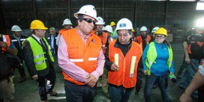Choquehuanca acusa al puerto de Antofagasta de