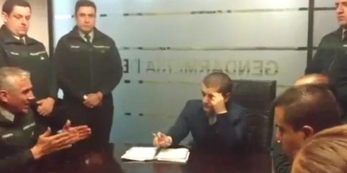 Video revelaría que Ministerio de Justicia conocía irregularidades denunciadas por Tulio Arce