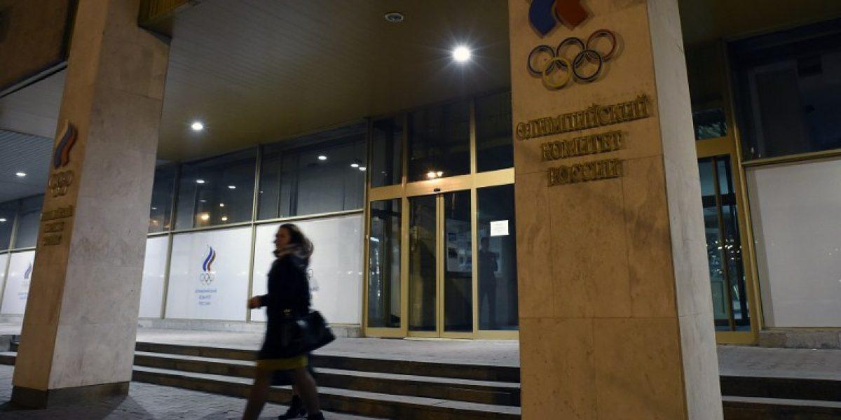 Rusia corre serio peligro de ser excluida de los Juegos Olímpicos de Río
