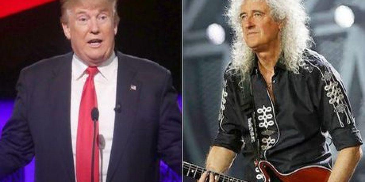 Queen critica que Donald Trump utilice el tema