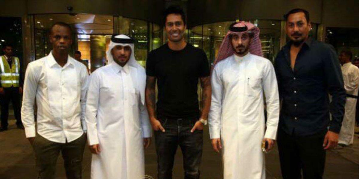 Mago árabe: Luis Jiménez cambia Dubai por el fútbol de Qatar