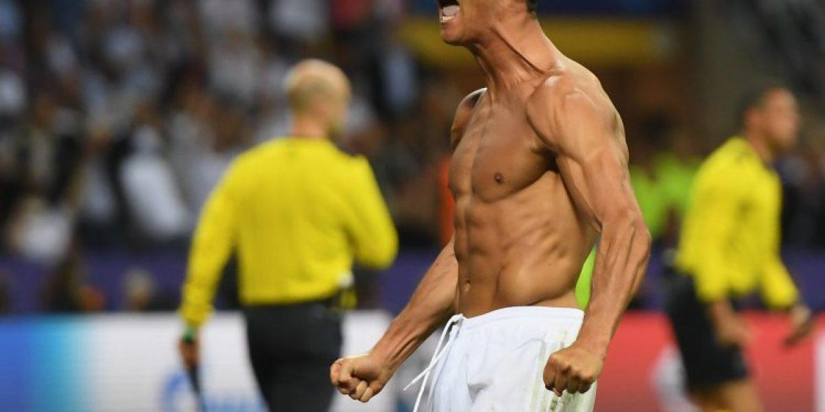 La TV catalana tuvo que reconocer que retocó los abdominales de Cristiano Ronaldo