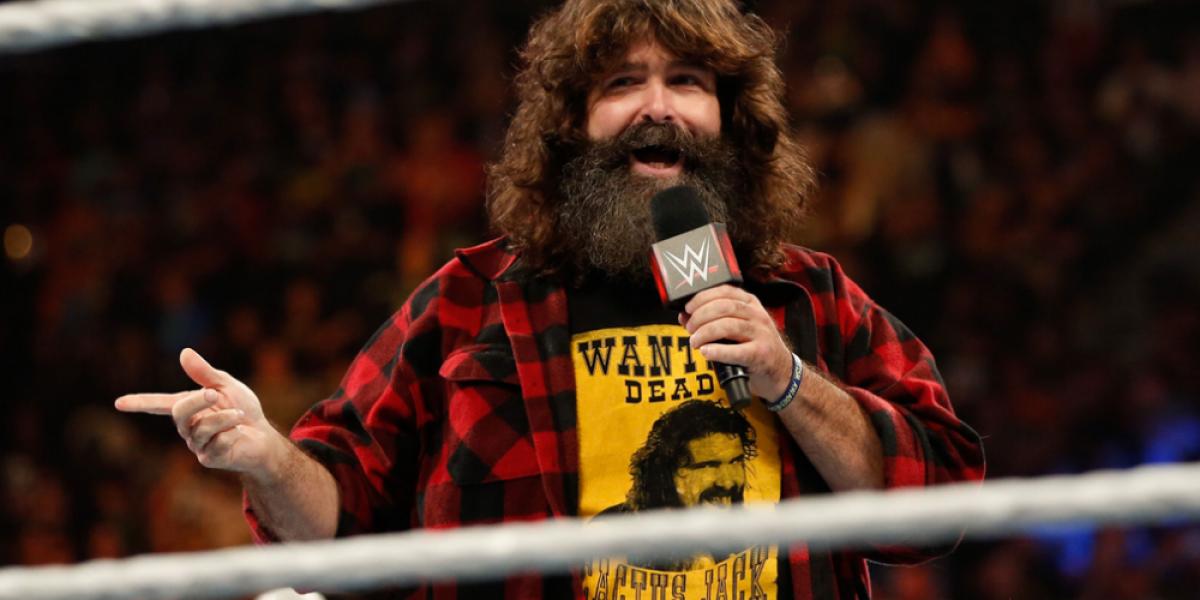 El importante puesto que tendrá Mick Foley para su regreso a la WWE