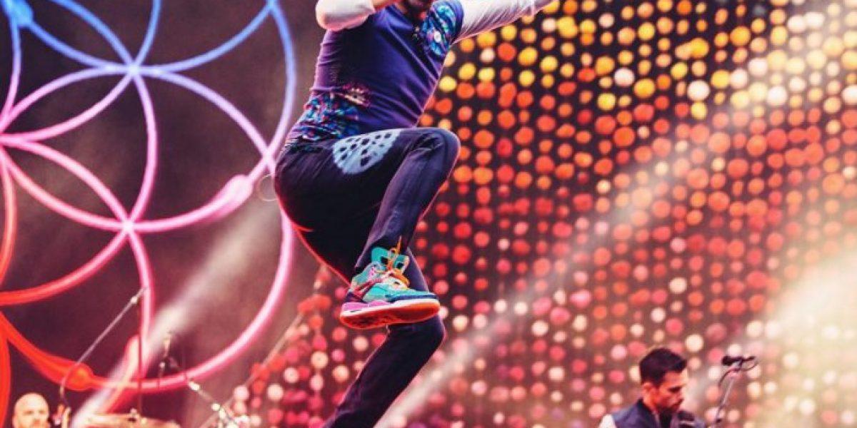Coldplay y Michael J. Fox rinden homenaje a