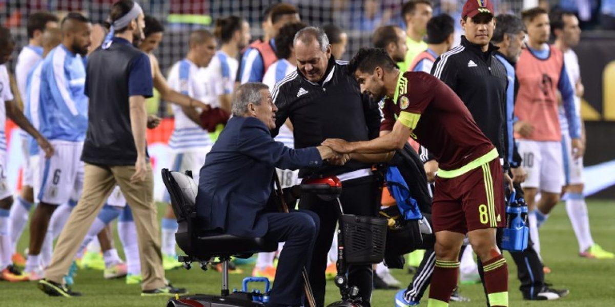 Tabárez habló de su enfermedad crónica y admitió que no piensa en renunciar