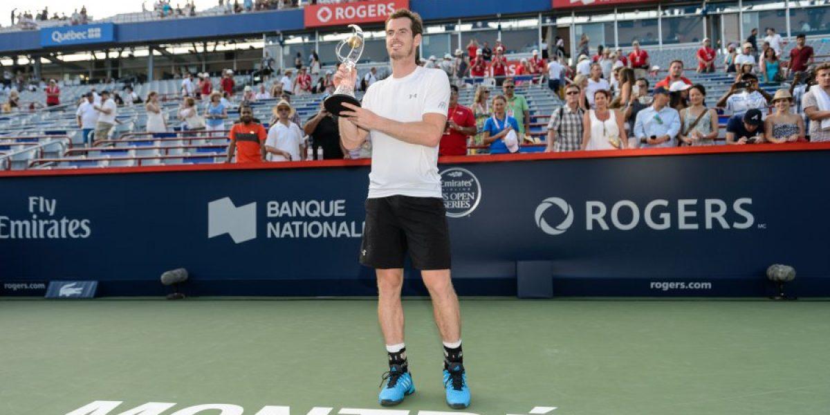 Murray, Federer y Nadal no estarán en Toronto privilegiando los JJ.OO.