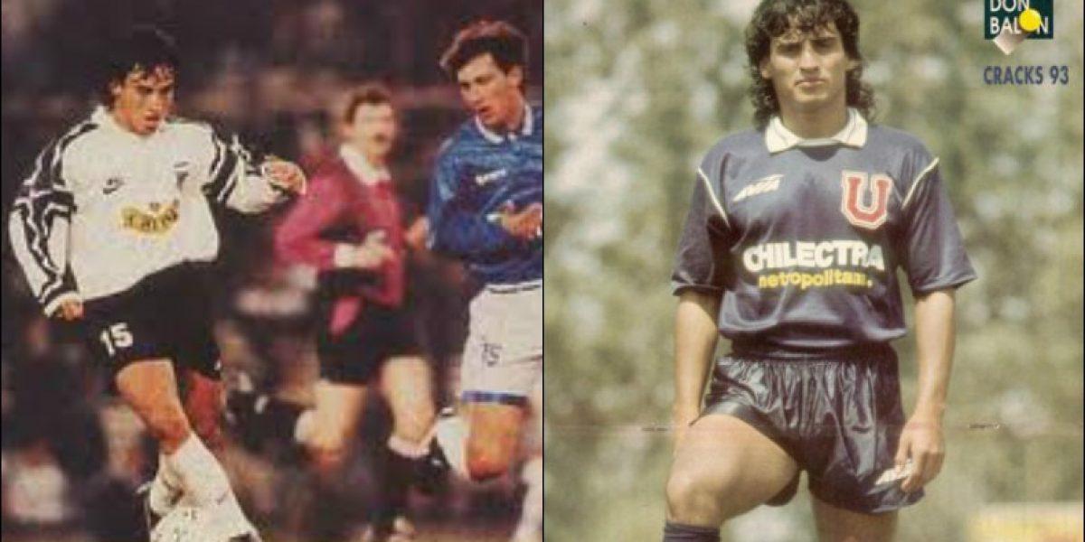 Se une Beausejour: La lista de futbolistas que jugaron en Colo Colo, la U y la UC