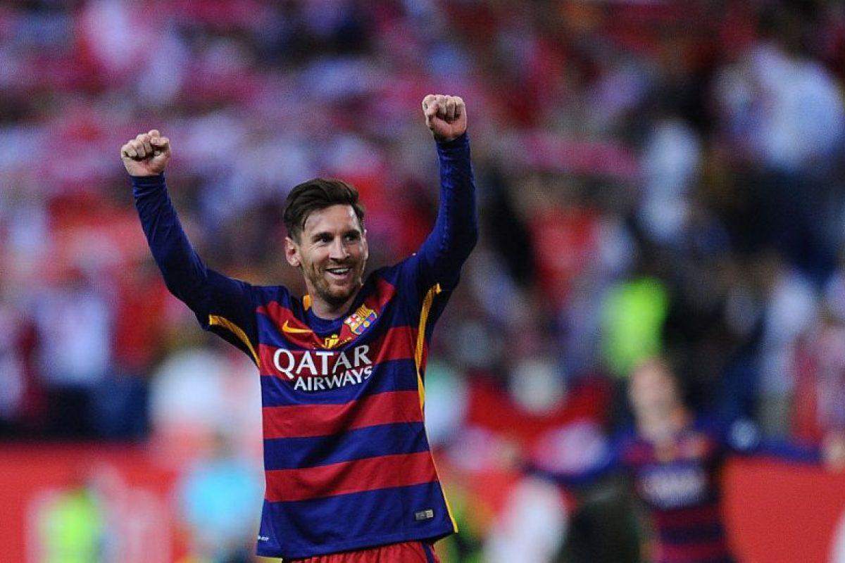 Lionel Messi encabeza la lista con su sueldo de 36 millones de euros Foto:Getty Images. Imagen Por: