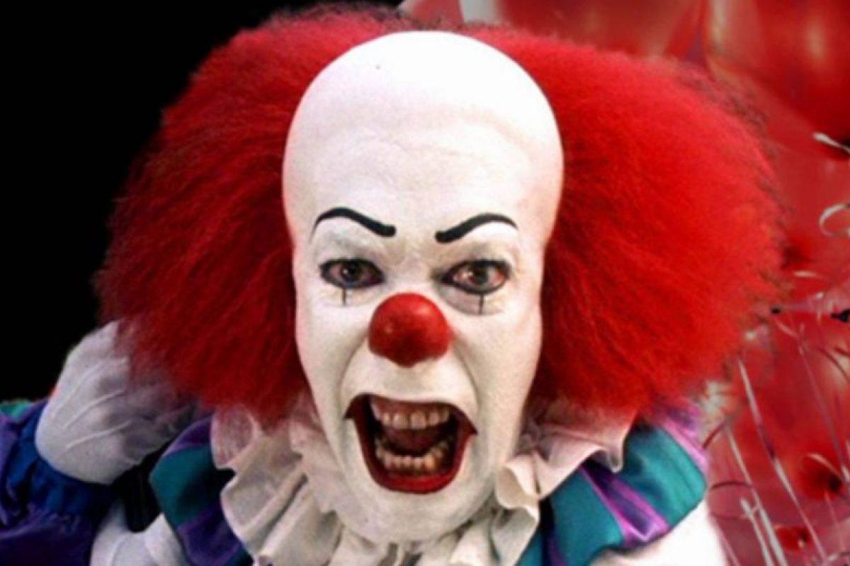 """Muchos de los que vieron """"It"""" siendo niños o jóvenes la culpan de haberles desarrollado una fobia hacia los payasos. Foto:Warner Bros. Television. Imagen Por:"""