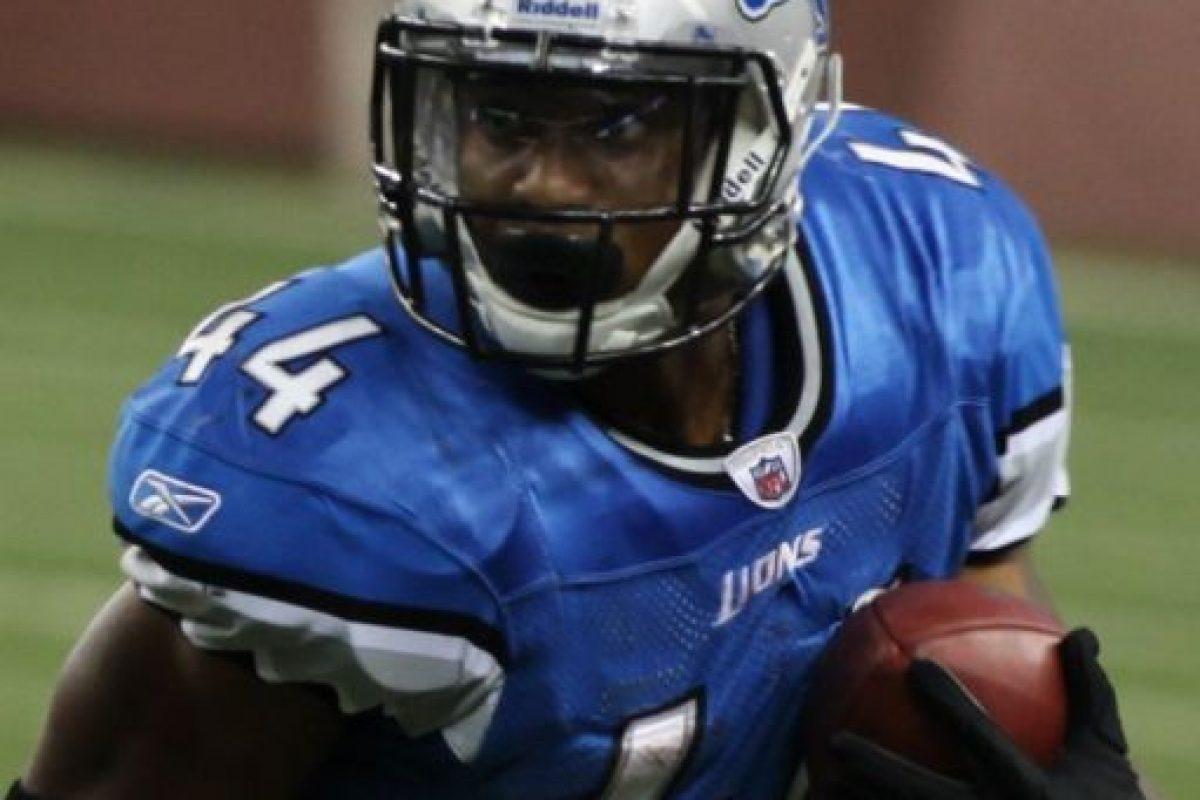 Jugó un par de años en la NFL Foto:Vía twitter.com/j4hvidbest. Imagen Por: