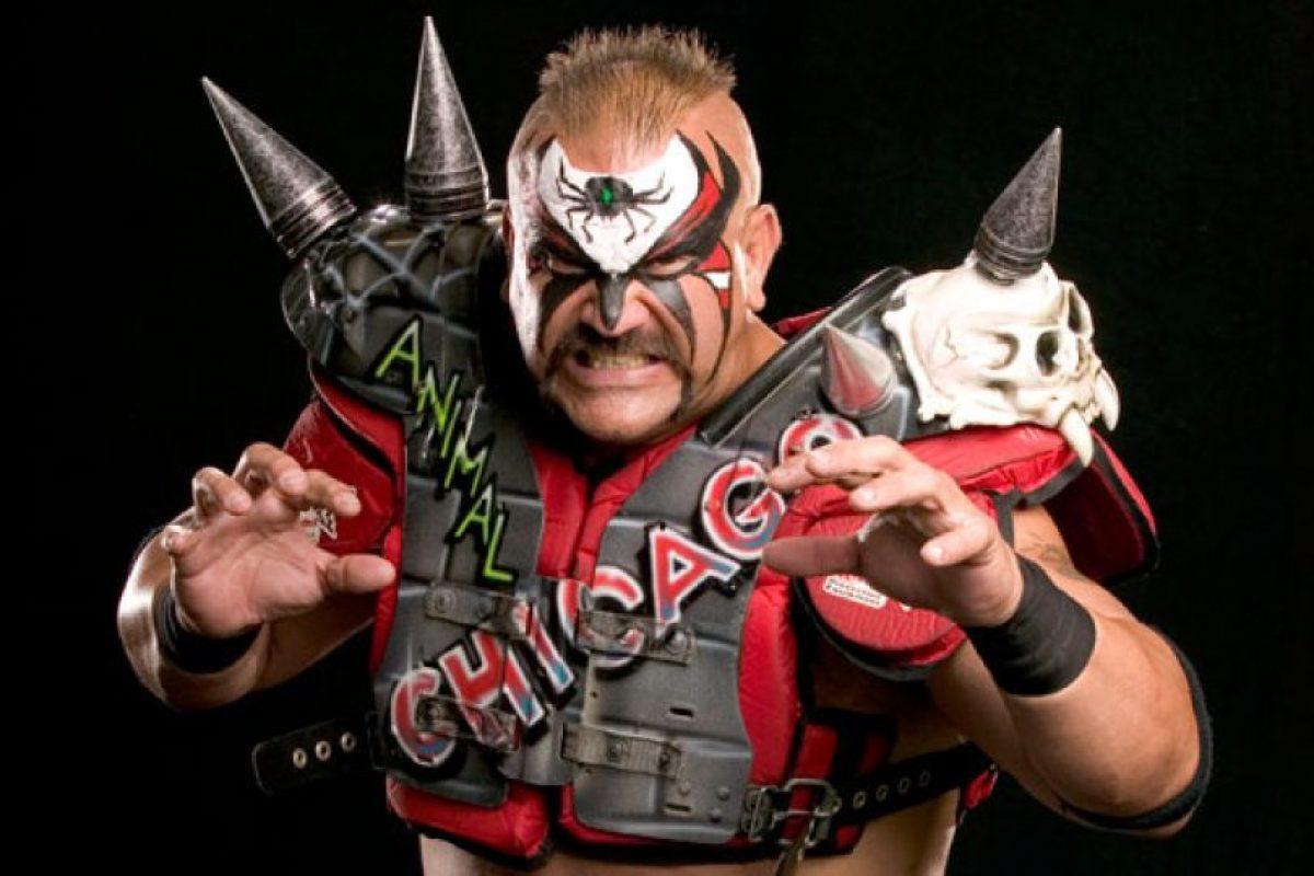 Road Warrior Foto:WWE. Imagen Por: