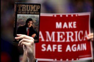 El proyecto incluye la controversial propuesta del virtual candidato presidencial, Donald Trump, de construir un gran muro en la frontera que divide a México y Estados Unidos. Foto:AP. Imagen Por: