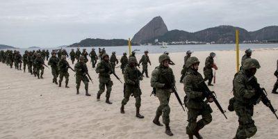 Brasil realiza simulacro de atentado terrorista a semanas de los Juegos Olímpicos de Río 2016