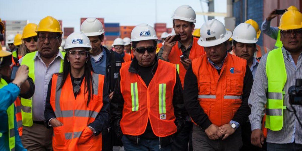 Bolivia anuncia que interpondrá una denuncia legal y comercial contra Chile  tras visita de Choquehuanca