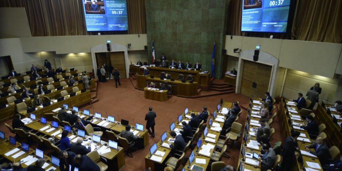 Así votaron los diputados para aprobar interpelación de ministra Javiera Blanco