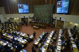Por 42 votos a favor, 29 en contra y 10 abstenciones la instancia recibió el visto bueno de la Sala, la cual se efectuará el próximo 2 de agosto. Foto:Agencia UNO. Imagen Por: