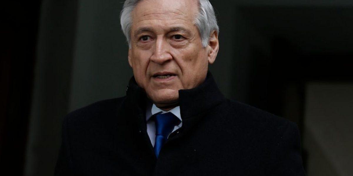 Canciller Muñoz afirma que Choquehuanca volvió por avión a Bolivia para evitar protestas de camioneros