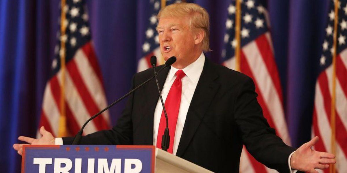 Es real: Donald Trump es confirmado como candidato a la presidencia de EEUU