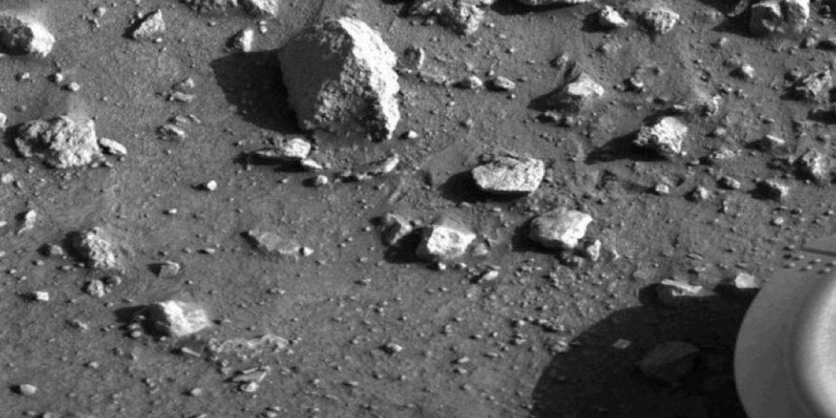 Nasa conmemora el 40 aniversario del aterrizaje en Marte