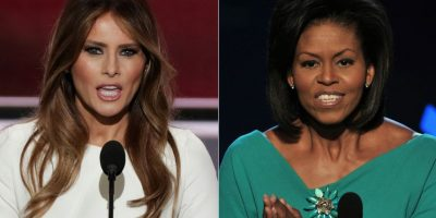 La autora del discurso de Melania Trump reconoce haber incluido frases de Michelle Obama