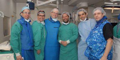 Médicos chilenos realizaron inédito procedimiento a mujer embarazada