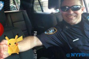 Incluso la policía de Nueva York se ha unido a la moda. Foto:Departamento de Policía de Nueva York/Twitter. Imagen Por: