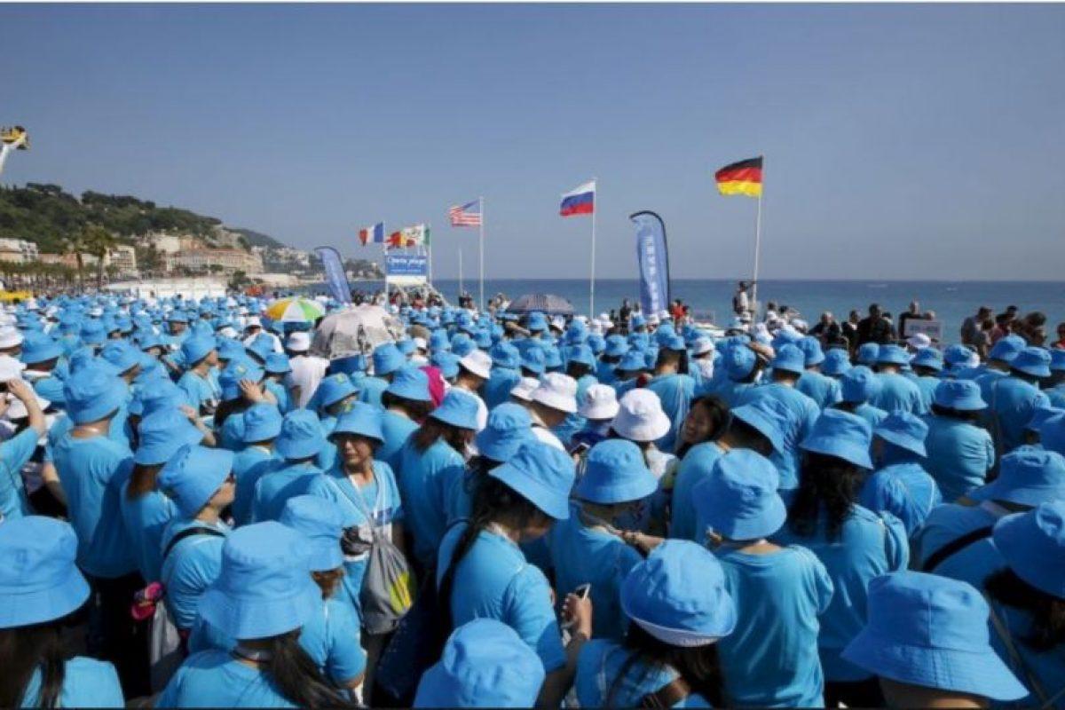 Pagó las vacaciones de miles de empleados Foto:AFP. Imagen Por: