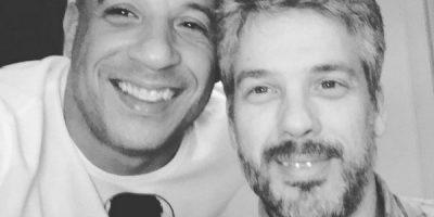 Vin Diesel presentó a su hermano gemelo en Instagram